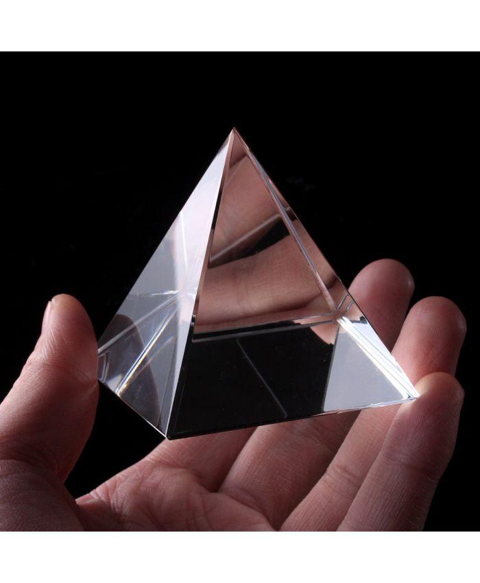 Пирамида хрусталь 70мм