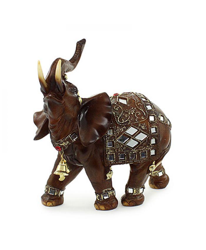 Слон с колокольчиком, большой