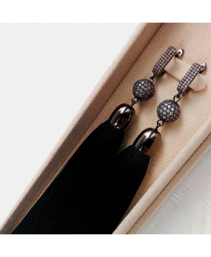 b13c5e4ad934 Серьги кисточки купить в интернет магазин Москве ➜ Shopbusin.ru