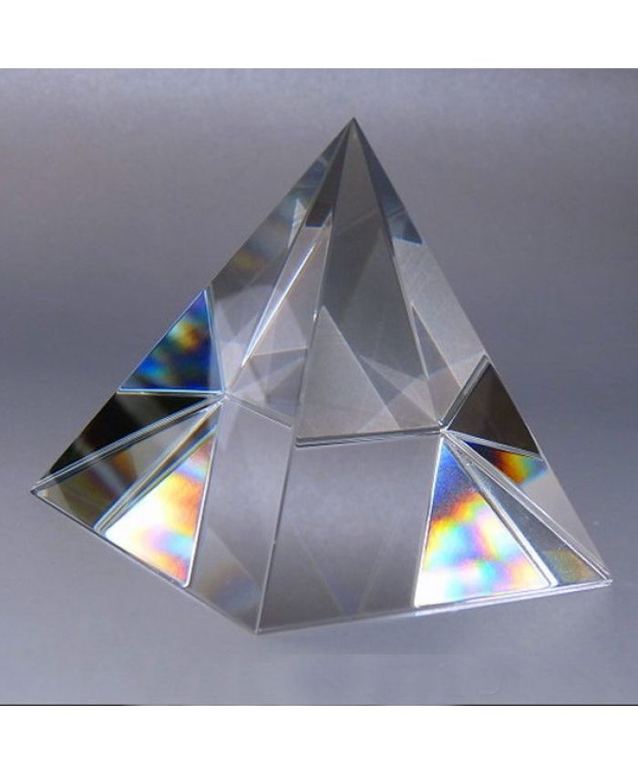 Стеклянная Пирамида H - 53 мм